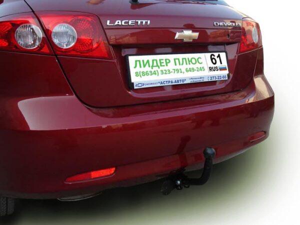 Фаркоп для Chevrolet Lacetti Klan хетчбек 2004-2013 - Фото