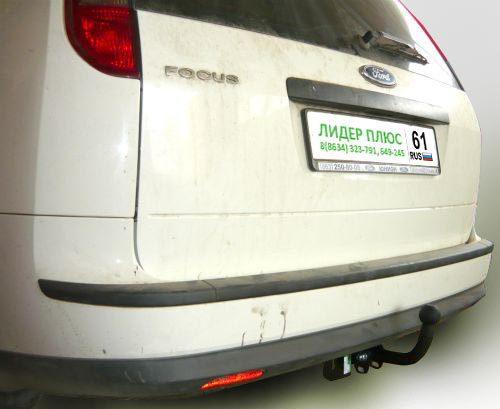 Фаркоп для Ford Focus 2 DA3 универсал 2004-2011 - Фото
