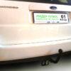 Фаркоп для FORD Mondeo BWY универсал 2000-2007