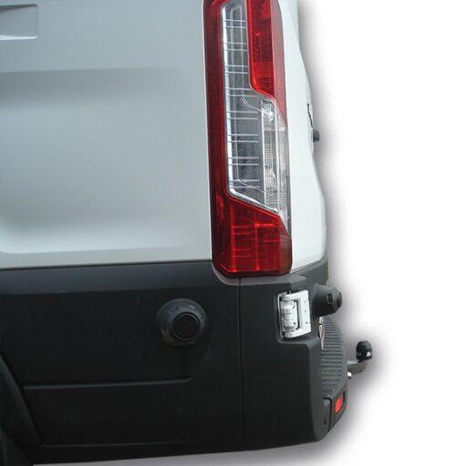фаркоп на форд тразит фургон