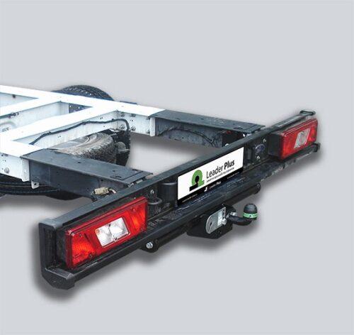 Фаркоп для Ford Transit шасси 2013-... - Фото