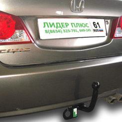 Фаркоп для HONDA Civic FD1 седан 2006