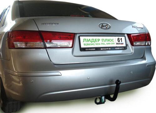 Фаркоп для HYUNDAI Sonata NF седан 2004-2010