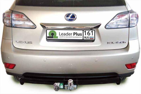 Фаркоп для Lexus RX 270, 350, 450 AL1 2009-2015 - Фото