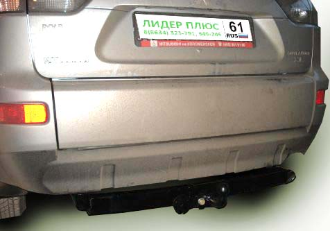 Фаркоп для Mitsubishi Outlander XL CW0 2007-2012 - Фото