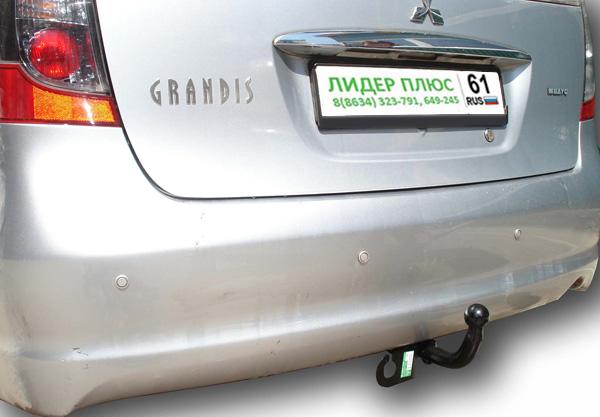Фаркоп для Mitsubishi Grandis NA4W 2003-2011 - Фото