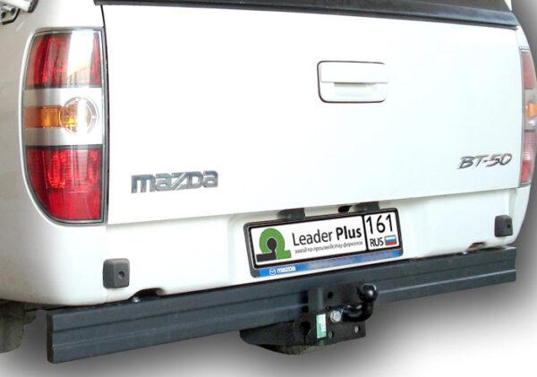 Фаркоп для Mazda BT-50 2007-..., Ford Ranger 2006-2012 - Фото
