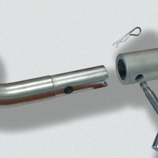 фаркоп для мазда сх 7