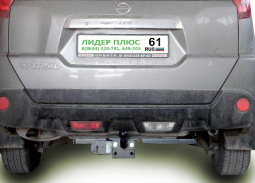 Фаркоп для Nissan X-Trail 2 T31 2007-2014 - Фото