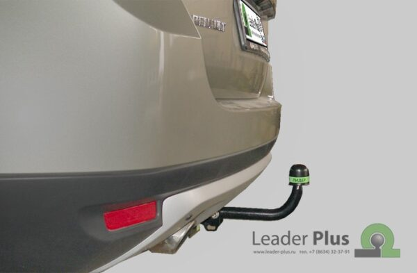 Фаркоп для Renault Duster 2 WD, 4WD 2011-..., Nissan Terrano 2014-... - Фото
