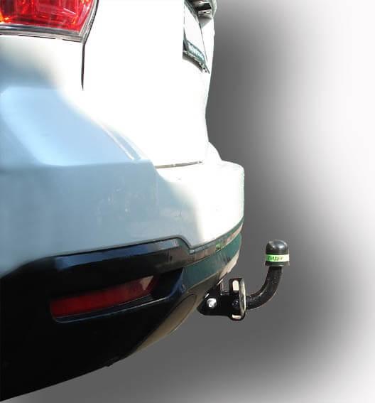 Фаркоп для Subaru Forester SJ 2012-... - Фото