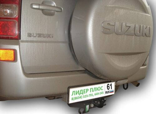 Фаркоп для SUZUKI Grand Vitara JB420, JB424W 5 дверей 2005-2016 - Фото