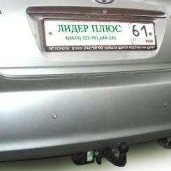 Фаркоп для TOYOTA Camry V30 седан 2002-2006
