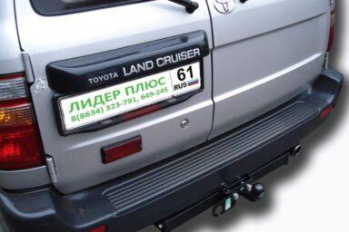 Фаркоп для TOYOTA Land Cruiser 105 1998 F