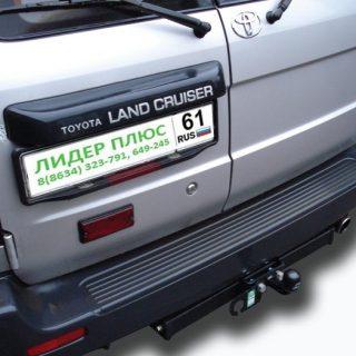 Фаркоп для TOYOTA Land Cruiser 105 1998 FC