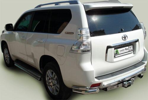 Фаркоп на Toyota Prado J120, J150, Lexus GX 460, 470, FJ Cruiser - Фото