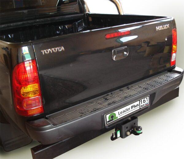 Фаркоп для TOYOTA Hilux 4WD N2 с задним силовым бампером 2008 F - Фото