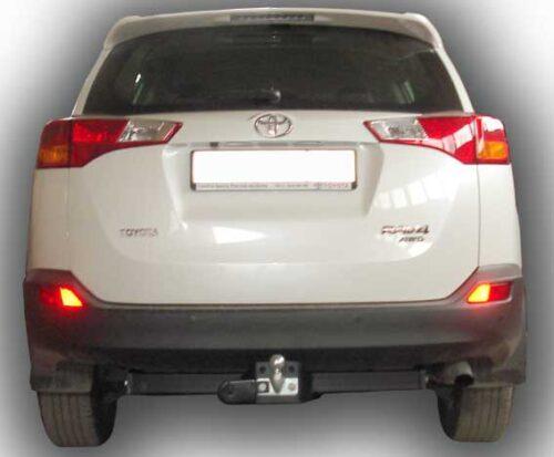 Фаркоп для Toyota Rav 4 2013-... - Фото