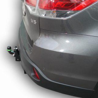 Фаркоп для TOYOTA Avensis 2013 F