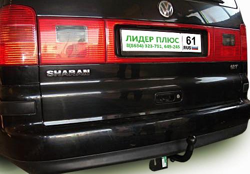 Фаркоп для VOLKSWAGEN Sharan 7M 2000-2011 - Фото