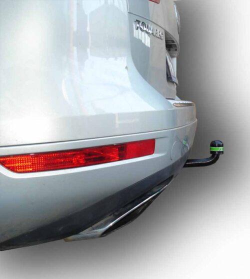 Фаркоп для Volkswagen Touareg 7LA, 7P5 2002-2010, 2010-... и Audi Q7 4LB 2005-2015
