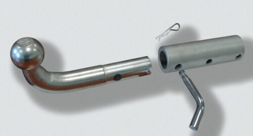 Фаркоп для Honda CR-V RM 2012-... c быстросъёмным шаром
