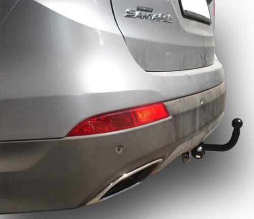 Фаркоп для Hyundai Santa Fe DM 2012-... дизель, KIA Sorento 4 XM FL 2012-2015