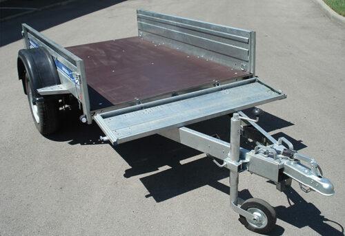 Автомобильный прицеп СТАРТ A2012