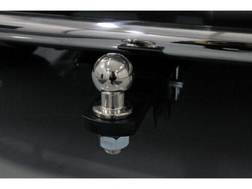 Фаркоп оцинкованный Alfa Romeo 147 2001-2010 быстросъемное крепление шара