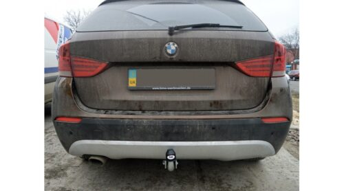Фаркоп оцинкованный BMW X1 F48 07/2015-, BMW 2-Series Active Tourer F45 09/2014-, BMW 2-Series Gran Tourer F46 05/2015- условно-съемное крепление шара - Фото