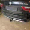 Фаркоп оцинкованный BMW X3 E83 2004-2010 быстросъемное крепление шара