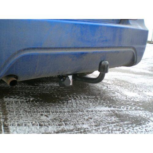Фаркоп оцинкованный Daewoo Nexia седан 1995-2010, Daewoo Espero седан 1995-1997 быстросъемное крепление шара - Фото