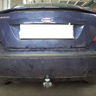 Фаркоп оцинкованный Ford Mondeo универсал 1993-2006 условно-съемное крепление шара