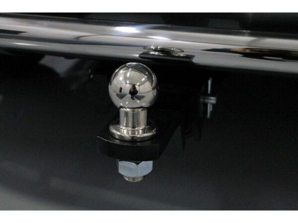 Фаркоп оцинкованный Honda Jazz 2008-2014 быстросъемное крепление шара - Фото