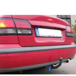 Фаркоп оцинкованный Mazda 626 GF седан 1997-2002 условно-съемное крепление шара