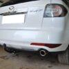 Фаркоп оцинкованный Mazda CX-7 2006-2013 условно-съемное крепление шара