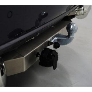 Фаркоп оцинкованный Mazda MPV 1989-1999 условно-съемное крепление шара