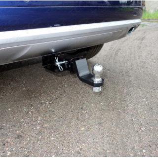 Фаркоп оцинкованный Mazda MPV 1999-2006 условно-съемное крепление шара