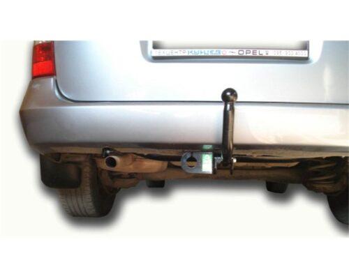 Фаркоп оцинкованный Opel Vectra C седан/хетчбек 2002-2008 условно-съемное крепление шара - Фото