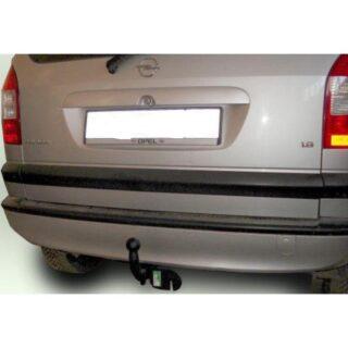Фаркоп оцинкованный Opel Zafira A 1999-2005 условно-съемное крепление шара