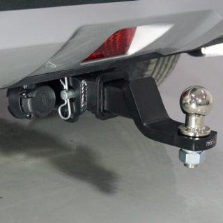 Фаркоп оцинкованный Peugeot 2008 2013- условно-съемное крепление шара