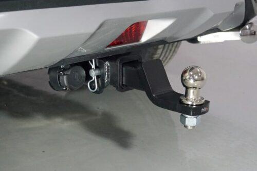 Фаркоп оцинкованный Peugeot 2008 2013- быстросъемное крепление шара - Фото