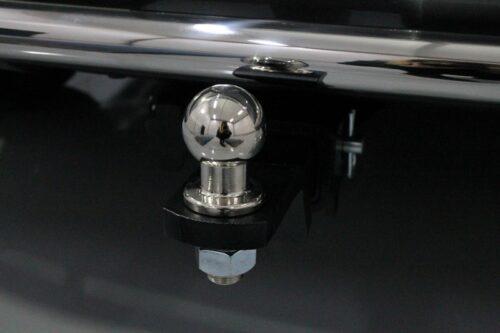 Фаркоп оцинкованный Toyota RAV4 1995-2000 быстросъемное крепление шара - Фото