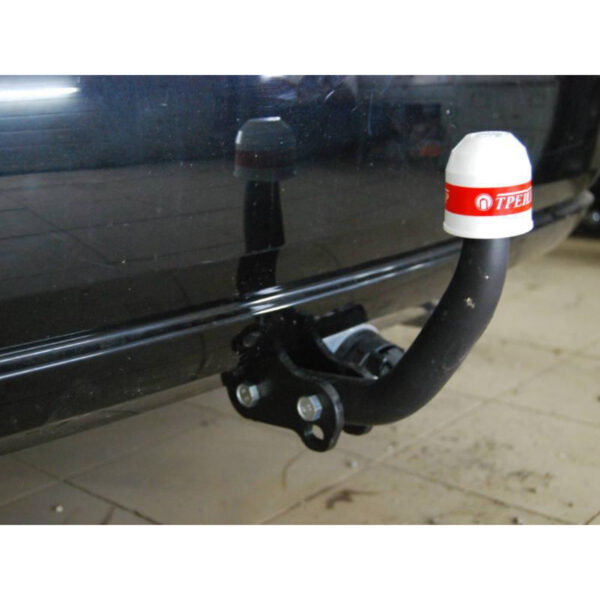 Фаркоп оцинкованный Volkswagen Jetta 2010-2019 условно-съемное крепление шара - Фото
